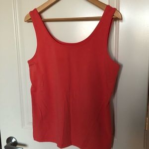Coral Tank from Talbots
